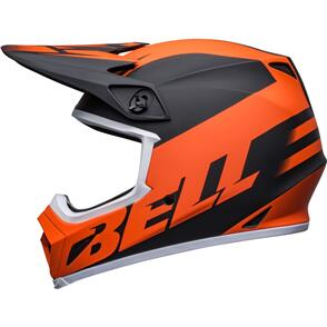 BELL MOTO HELMETS 2022 MX-9 MIPS DISRUPT BLACK/ORANGE